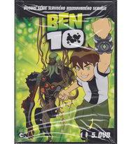Ben 10 1. série 5. DVD