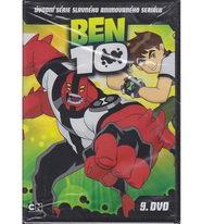 Ben 10 1. série 9. DVD