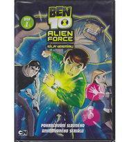 Ben 10: Alien Force 1. DVD