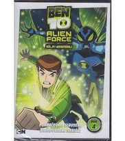 Ben 10: Alien Force 4. DVD