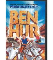 Ben Hur - animovaný - DVD