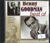 Benny Goodman - The best of - CD