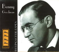 Benny Goodman - The kings of big bands - CD