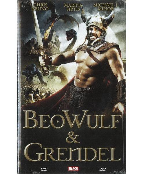 Beowulf a Grendel - DVD