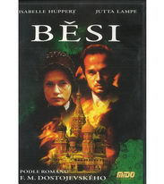 Běsi - DVD slim