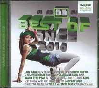 Best of dance 2010 - CD