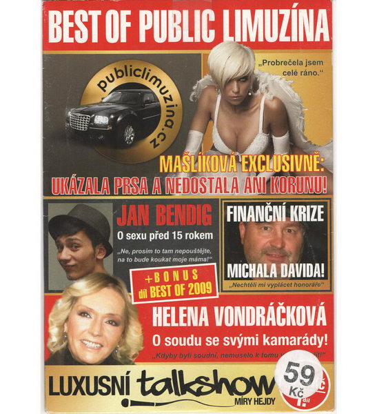 Best of public limuzína - DVD