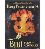 Bibi: Tajemství modrých sov - DVD