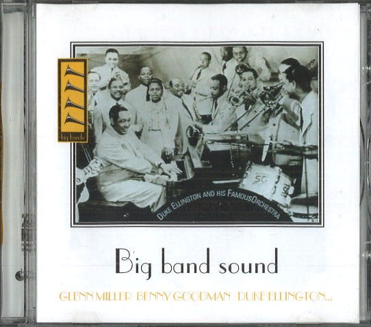 Big band sound - CD