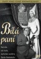 Bílá paní - papírová pošetka - DVD