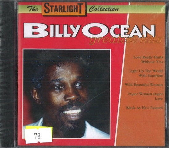 Billy Ocean - Greatest hits - CD