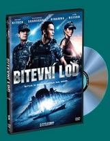 Bitevní loď - DVD plast