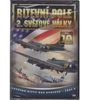 Bitevní pole 2. světové války - DVD 10 - Letecké bitvy nad Evropou část 2