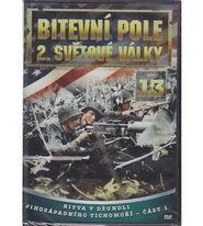 Bitevní pole 2. světové války - DVD 13 - Bitva v džungli část 1