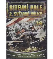 Bitevní pole 2. světové války - DVD 14 - Bitva v džungli část 2