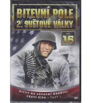 Bitevní pole 2. světové války - DVD 15 -