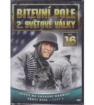Bitevní pole 2. světové války - DVD 16 - Bitvy na západní hranici třetí říše část 2