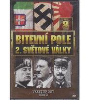 Bitevní pole 2. světové války - DVD 2 - Vzestup osy část 2