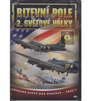 Bitevní pole 2. světové války - DVD 9 - Letecké bitvy nad Evropou část 1