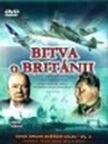 Bitva o Británii - DVD pošetka