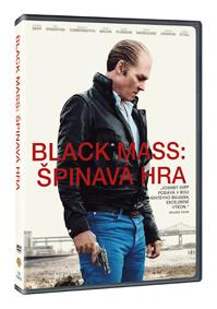Black Mass: Špinavá hra DVD