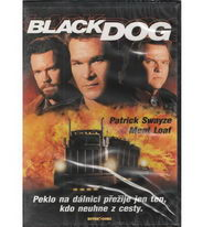 Black dog - DVD plast