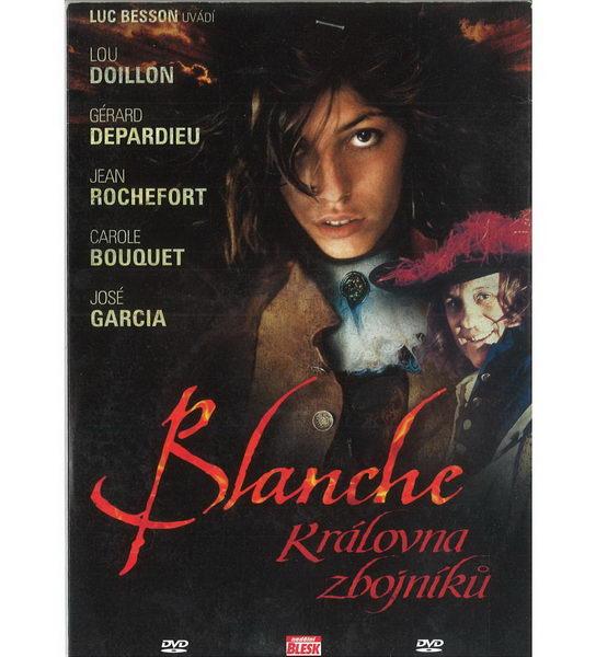 Blanche: královna zbojníků - DVD pošetka