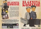 Bláznivá komedie - DVD