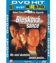 Blesková šance - DVD