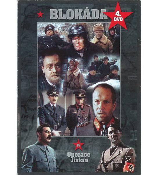 Blokáda IV.DVD - Operace Jiskra