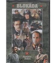 Blokáda IV.DVD - Operace Jiskra - DVD plast