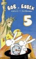 Bob a Bobek 5 - Králíci z klobouku - DVD