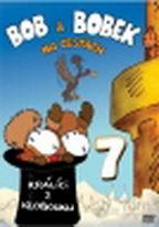 Bob a Bobek 7 - Králíci z klobouku: Na cestách - DVD