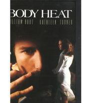 Body Heat / Žár těla ( originální znění s CZ titulky ) - DVD