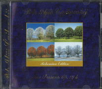 Bohemian edition - Petr Iljič Čajkovský - The Seasons - CD