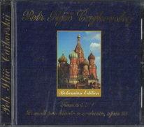 Bohemian edition - Petr Iljič Čajkovský - koncert - CD