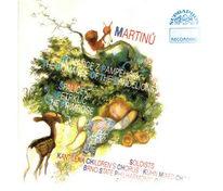 Bohuslav Martinů - Špalíček - 2CD