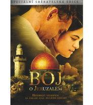 Boj o Jeruzálem - DVD