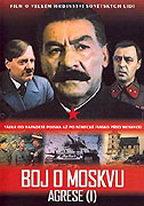 Boj o Moskvu: Agrese 1 - DVD