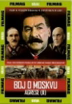 Boj o Moskvu: Agrese 2 - DVD