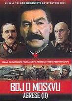 Boj o Moskvu: Agrese 2 ( plast ) - DVD