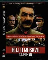 Boj o Moskvu: Tajfun 1 ( plast ) - DVD