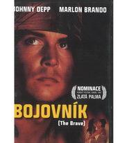 Bojovník - Johnny Depp - DVD plast