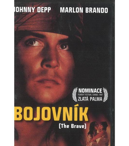 Bojovník - Johnny Depp - DVD