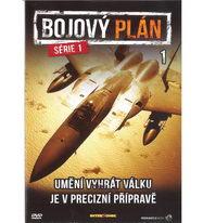 Bojový plán - série 1 - disk 1 - DVD