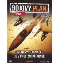 Bojový plán - série 1 - disk 2 - DVD