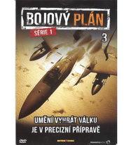Bojový plán - série 1 - disk 3 - DVD