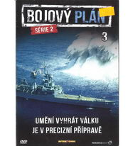 Bojový plán - série 2 - disk 3 - DVD
