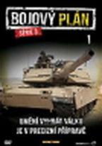 Bojový plán - série 3 - disk 1 - DVD