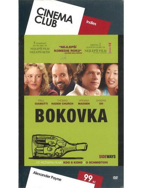 Bokovka (Cinema club) - DVD